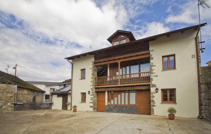 Apartamento rural 345