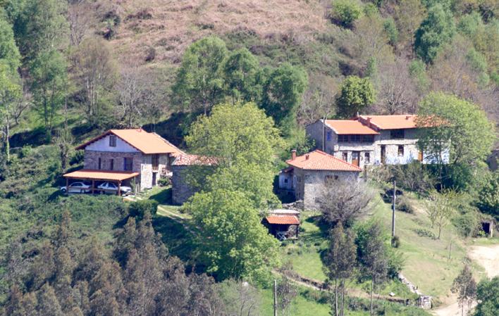 Apartamento rural 206