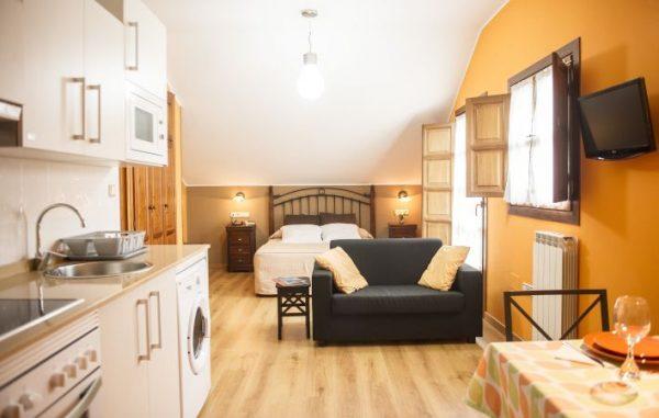 Apartamento rural 244