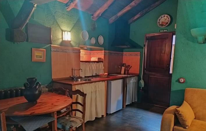 Apartamento rural 382