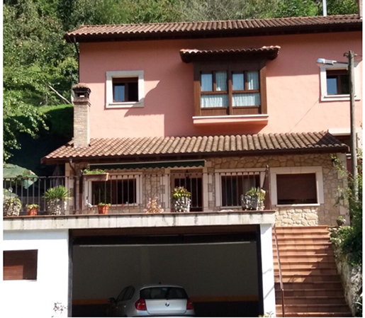 Casa de aldea 536