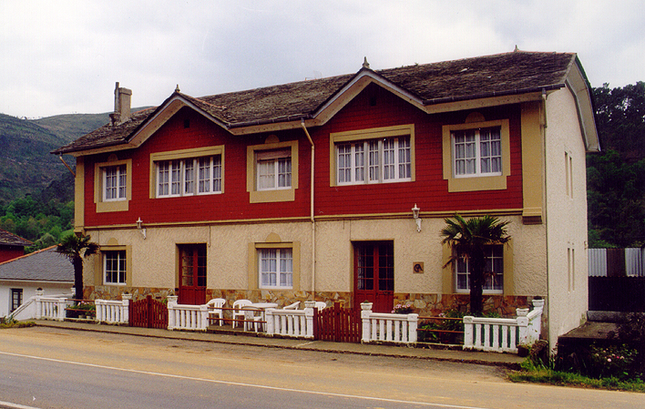 Casa de aldea 642