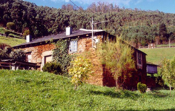 Casa de aldea 637