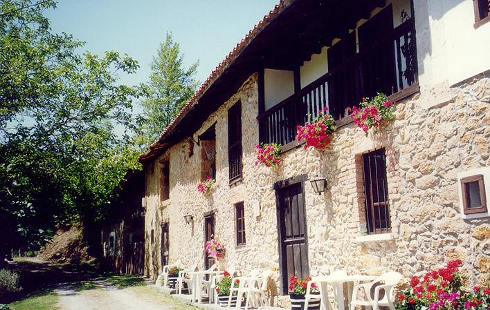 Casa de aldea 606