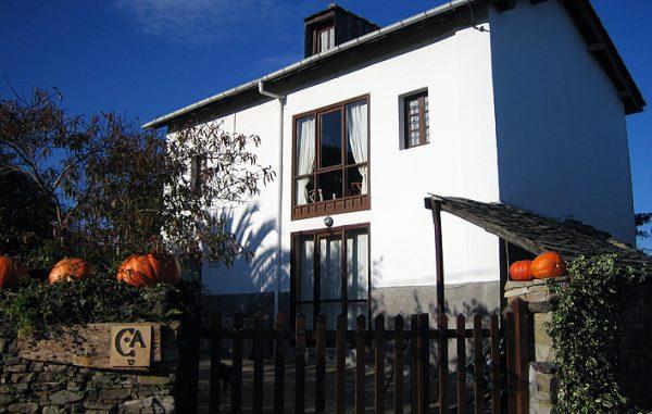 Casa de aldea 547