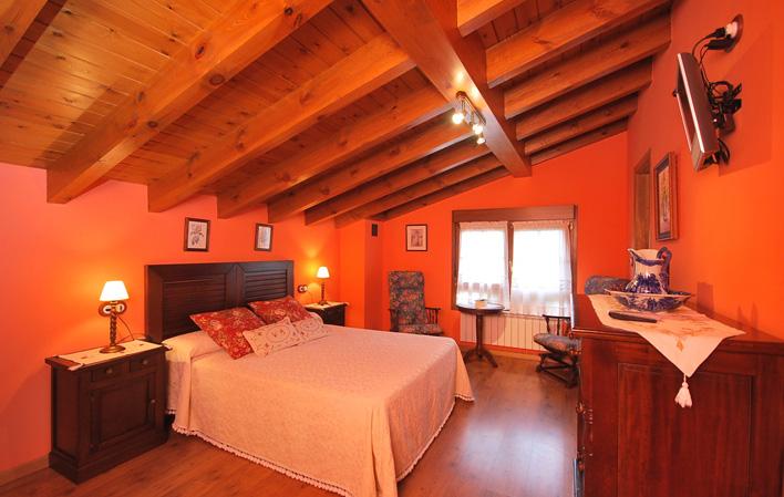 Casa rural de alquiler por habitaciones 184