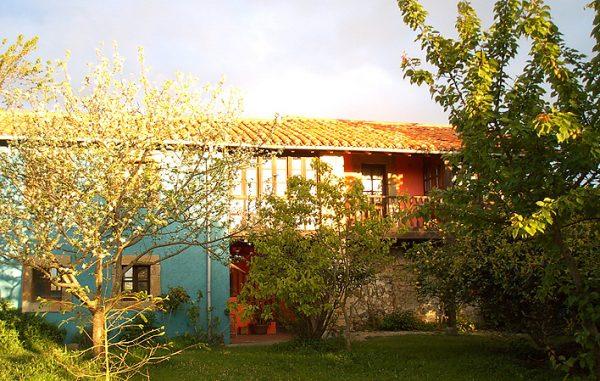 Casa rural de alquiler por habitaciones 154