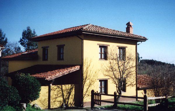 Casa rural de alquiler por habitaciones 187
