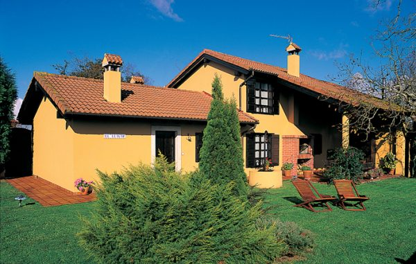 Casa de aldea 503