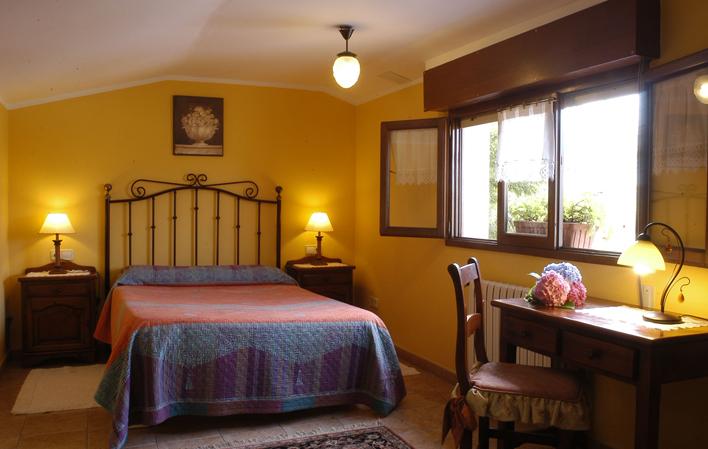 Casa rural de alquiler por habitaciones 162