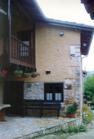 Casa de aldea 674