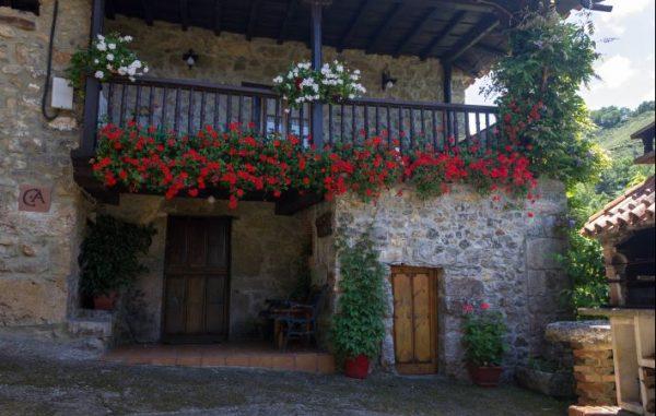 Casa de aldea 655