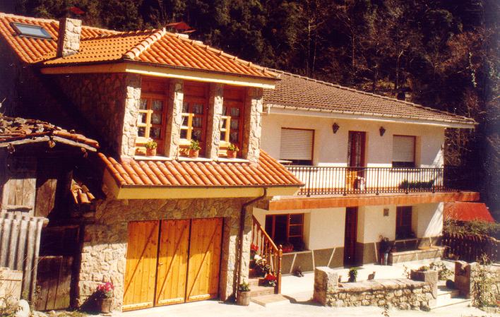 Casa de aldea 665