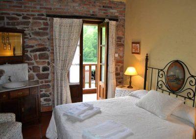 Casa rural de alquiler por habitaciones 179