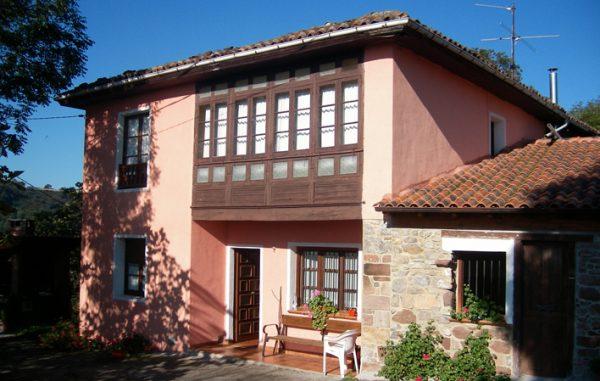 Casa de aldea 560