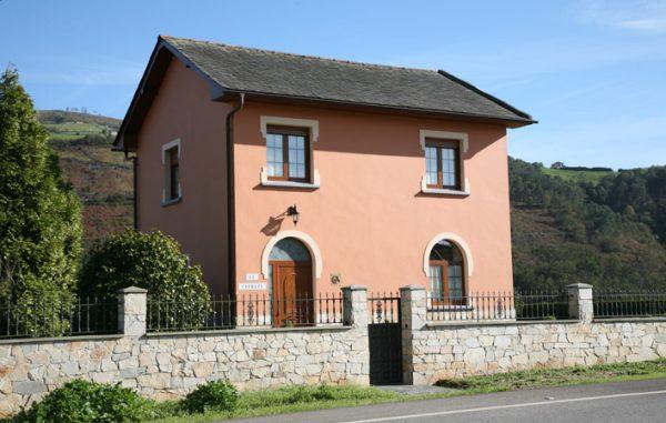 Casa de aldea 647