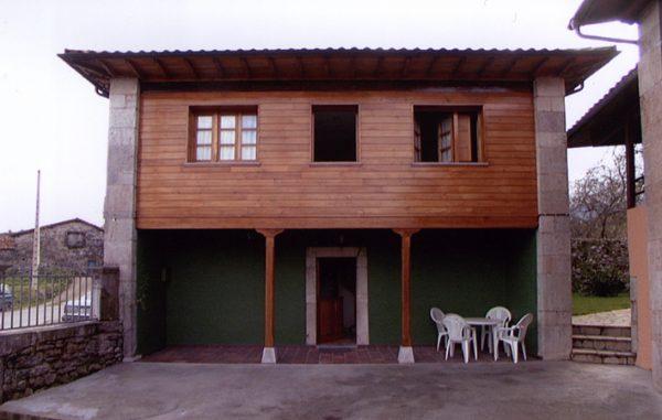 Casa de aldea 588