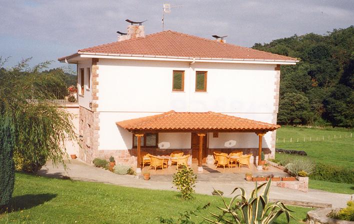 Casa rural de alquiler por habitaciones 168