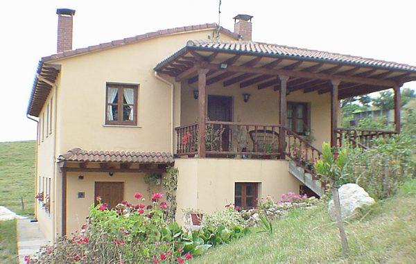 Casa rural de alquiler por habitaciones 178