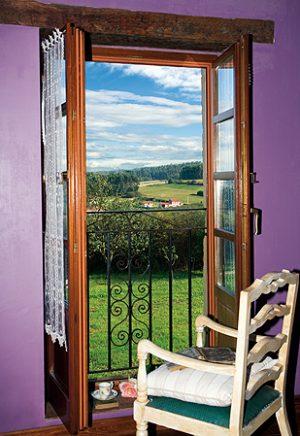 Casa rural de alquiler por habitaciones  148