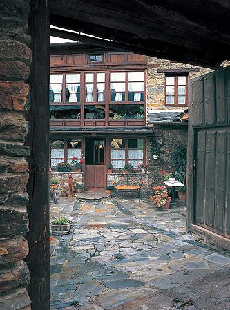 Casa rural de alquiler por habitaciones 158