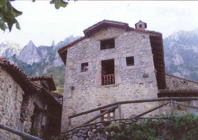 Casa rural de alquiler por habitaciones 156