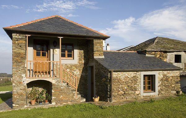 Casa de aldea 641