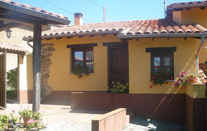 Casa de aldea 474