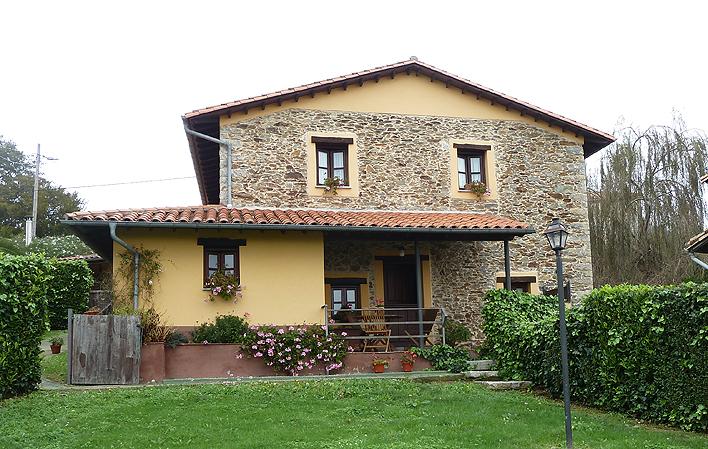 Casa de aldea 599