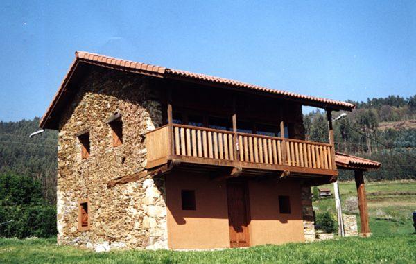 Casa de aldea 611