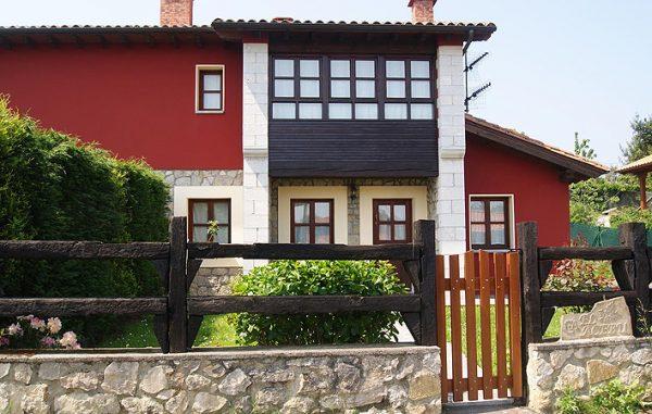Casa de aldea 425