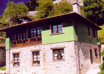 Casa rural de alquiler por habitaciones 176