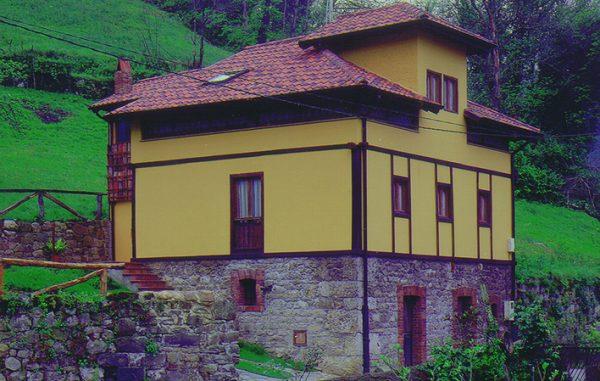 Casa de aldea 466