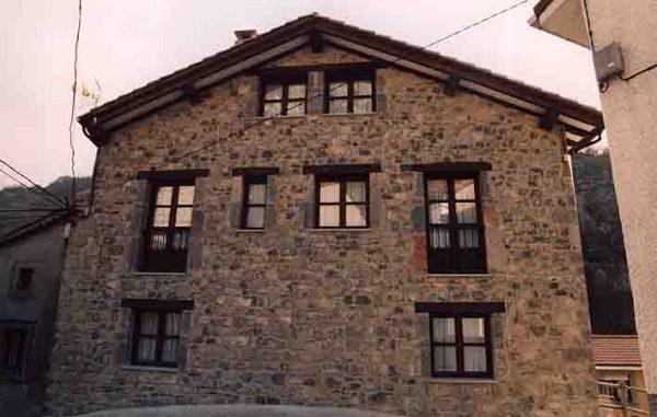 Casa de aldea 522