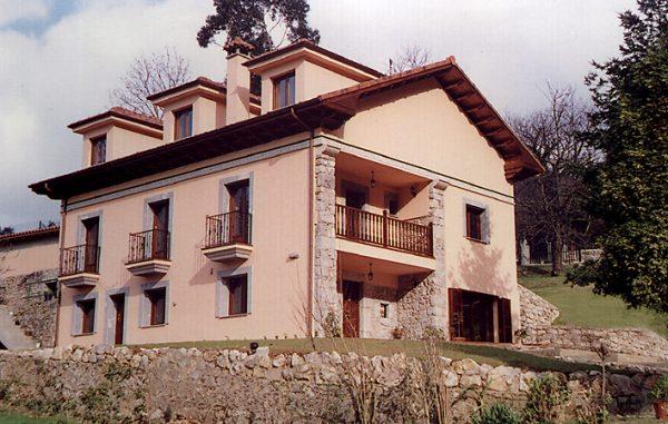 Casa rural de alquiler por habitaciones 140