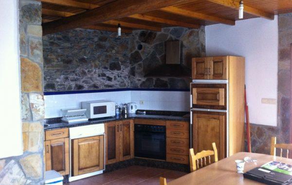 Casa de aldea 596
