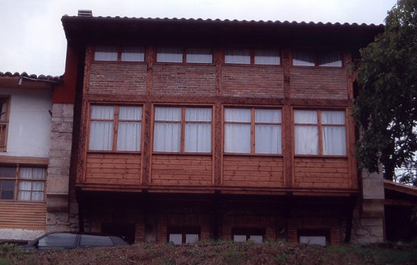 Casa de aldea 603
