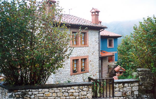Casa de aldea 648
