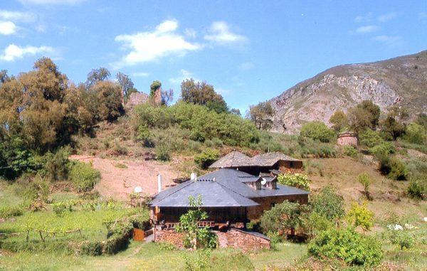 Casa rural de alquiler por habitaciones 173