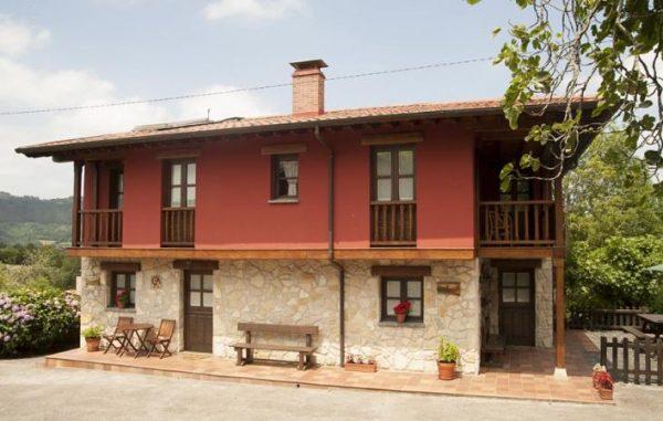 Casa de aldea 632
