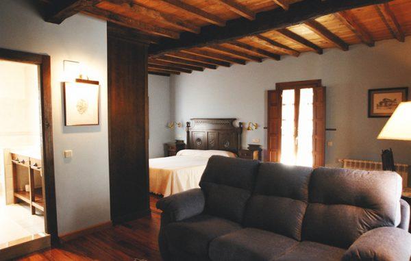 Casa rural de alquiler por habitaciones 138
