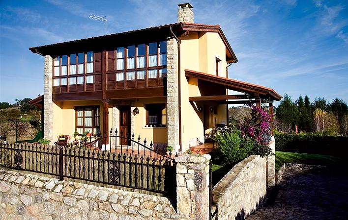 Casa de aldea 526