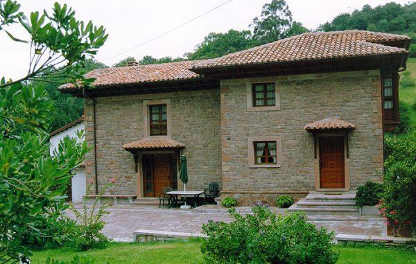 Casa de aldea 578