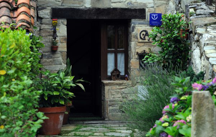 Casa de aldea 589