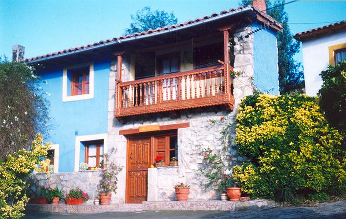 Casa de aldea 574