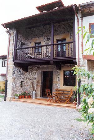 Casa rural de alquiler por habitaciones 143