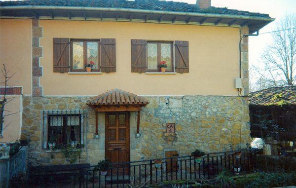 Casa de aldea 601