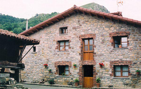 Casa de aldea 613
