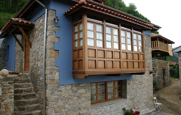 Casa de aldea 519