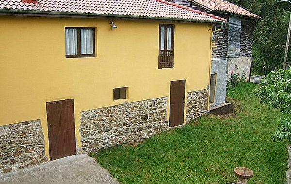 Casa de aldea 645